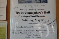 Commodore's Ball 2014